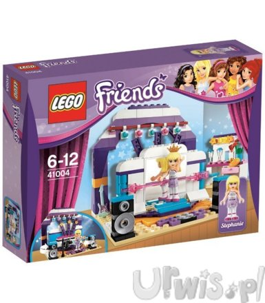 LEGO Friends Scena Prób