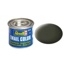 Email Color 42 Olive Yellow Mat