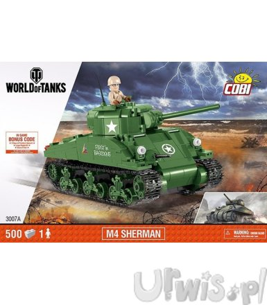 Armia World Of Tanks Sherman A1 / Firefly