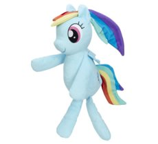My Little Pony Maskotka Rainbow Dash