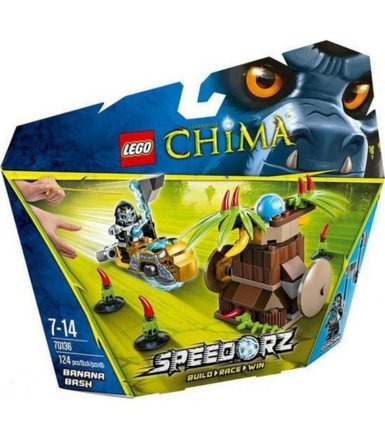 LEGO Chima Banana Bash L-70136
