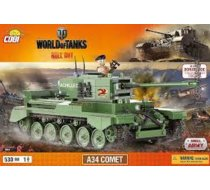 Armia World Of Tanks A34 Comet