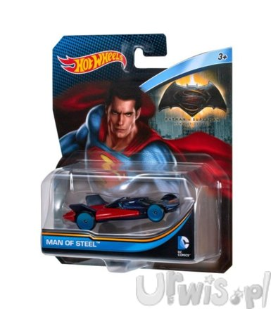 DCU Man of Steel Redec