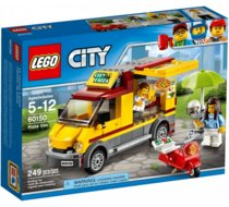 LEGO City Foodtruck z pizzą 60150