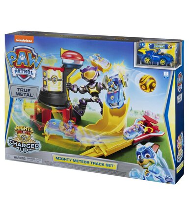 Tor PSI PATROL Mighty Meteor Trackset