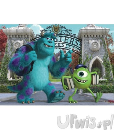 100 ELEMENTÓW Monsters University