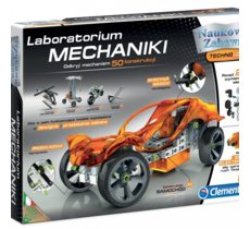 Clementoni Laboratorium mechaniki