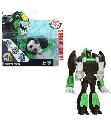 HASBRO TRA Ride One Step Chang. Grimlock