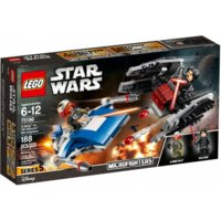 LEGO Star Wars TM A-Wing kontra TIE Silencer GXP-625983
