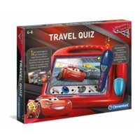 Clementoni Travel Quiz Cars
