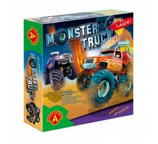 Gra Monster truck fight