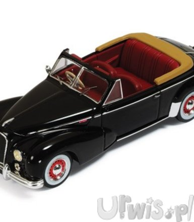 Hotchkiss Antheor Cabriolet 1953