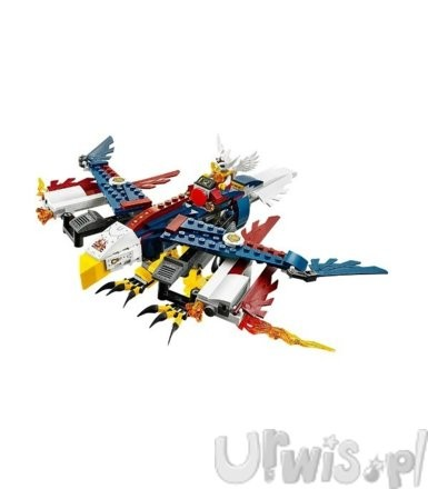 Lego Chima Eris Fire Eag Flayer 70142