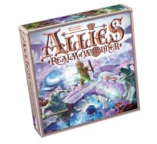 Allies Realm of Wonder Cards Game