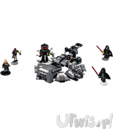 LEGO Star Wars Transformacja Dartha Vadera GXP-640522