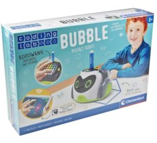 Robot interaktywny Bubble