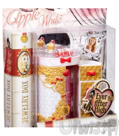 EVER AFTER HIGH Apple magiczne puzderko
