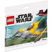 LEGO Klocki Star Wars Naboo Starfighter 30383