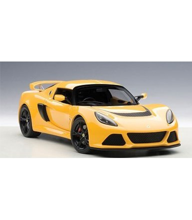 Lotus Exige S 2012 (yellow)