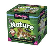 Gra BrainBox: Nature ANG