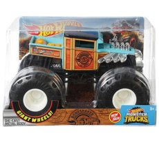 Pojazd Monster Trucks 1:24 Bone Shaker
