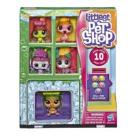 Littlest Pet Shop Automat ze zwierzakami, Slushine Squad
