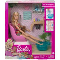 Barbie Mani-pedi Spa Zestaw do zabawy