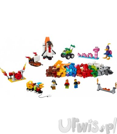 LEGO Brand Campaign Products Misja na Marsa GXP-626123