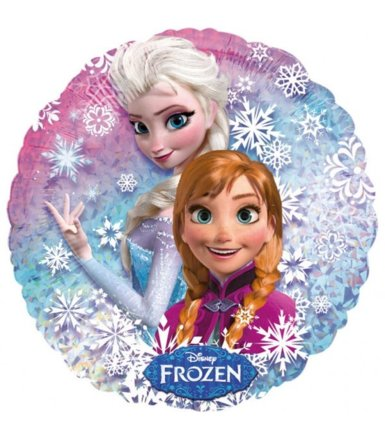 Balon foliowy Frozen Holographic