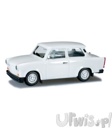 HERPA Trabant 1.1 Limousine (white)
