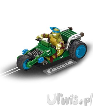 CARRERA Go!!! Turtles Le onardo`s