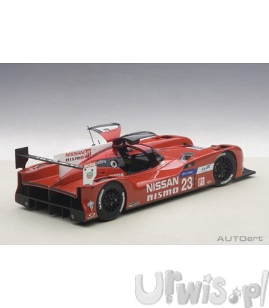 Nissan GT-R Nismo #23 Pla/Mardenbough/Chilton Le Mans 2015 (composite model/2-door openings)