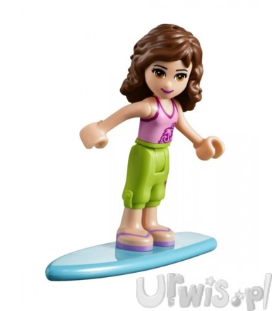 Lego Friends Lazik plazo Oliwii 41010