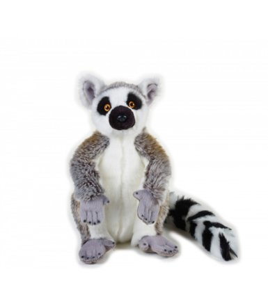 Pluszak National Geographic Lemur 30 cm