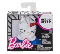Barbie Hello Kitty top z czerwoną kokardą