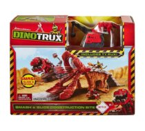 DINOTRUX Rampa do wyskoków, Smash & Slide