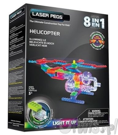 8 in 1 Helicopter