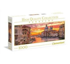 1000 elementów Panorama High Quality The Grand Canal - Venice