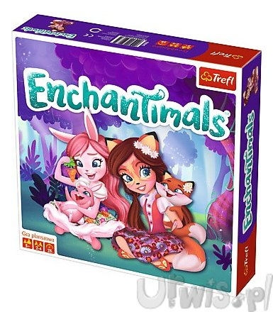 Gra Enchantimals