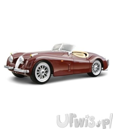 Jaguar XK 120 Roadster (1948)