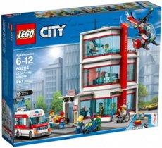 LEGO City Szpital GXP-641570
