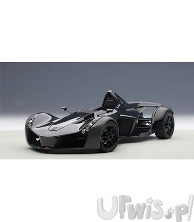 BAC Mono 2011 (metallic black)