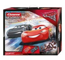 GO!!! Cars 3 - Fast Not Last