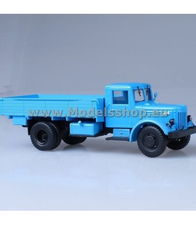 MAZ-200 Flatbed Truck (blue)