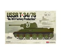 T-34/76 No.183 Factory Production
