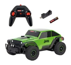 RC Off Road Jeep Trailcat 1:18