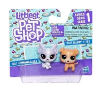 Littlest Pet Shop Dwupak, Pitbull and Papillion