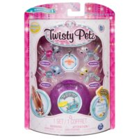Mini Bransoletki Twisty Petz Twin Babies 4-pak 20103016