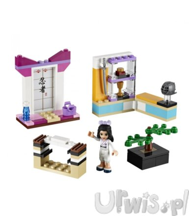 Lego Friends Lekcja karate Emmy 41002
