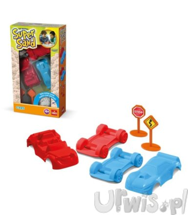 Goliath Super Sand Shapes Cars